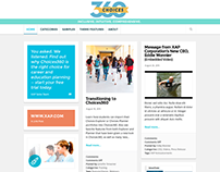 Choices360 Support Blog Design