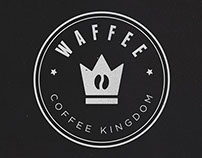 WAFFEE . Coffee kingdom