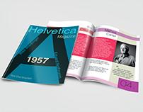 Helvetica Magazine