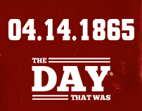 THE DAY THAT WAS | 4.14.1865