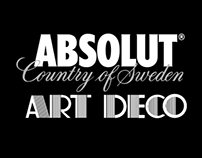 ABSOLUT ART DECO