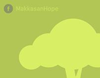 Support to Makkasan Hope Fan Page