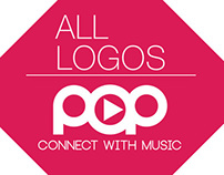 All Logo on POP TV