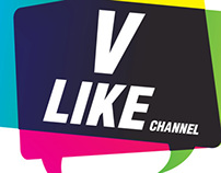 Logo V Like Channel