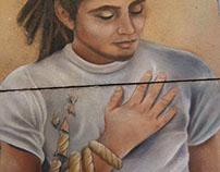 Bob Marley: Pintando con el corazón 2 Ed.