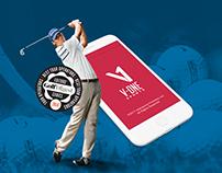 V-One Sports Website Redesign