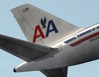Boeing 757-200 American/United (2009)
