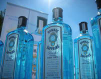 Bombay Sapphire TaxiTV Commercials (2010)