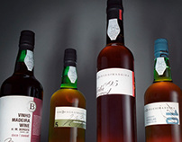 H.M.BORGES MADEIRA | wine branding