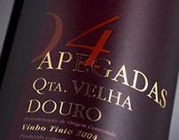 APEGADAS | wine branding