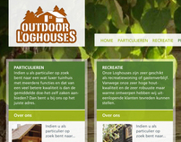 Outdoor Loghouses