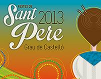 Sant Pere 2013