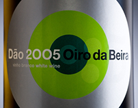OIRO DA BEIRA | wine label