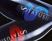 STATUS | wine branding