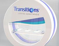 Ativador lentes Transitions