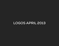 logos april 2013