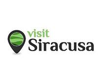 Visit Siracusa - Design Logotype