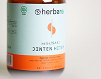 Herbana Branding & Packaging