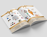 Interactive Gift Guide (Brochure): Totally Nucking Futs