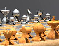 Ajedrez/Chess PERSA