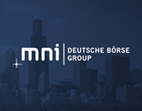 MNI | Deutsche Boerse Group Web concept