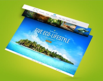 Sanctuary Belize Responsive Design