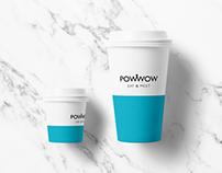 POWWOW | Branding