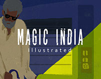 Magic India Illustrated