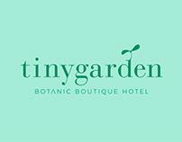 Conceptual Brand: tinygarden