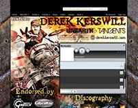 Derek Kerswill Myspace Design