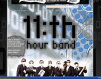 11th Hour Myspace Design