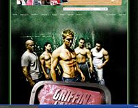 Griffin Layne Myspace Design