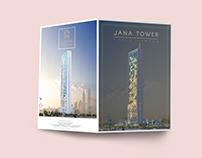JANA TOWER BROCHURE DESIGN 2017