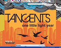 Tangents Myspace Design