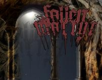 Fallen Martyr Album Artwork