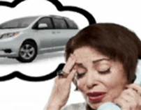 Toyota dealers mother's day advertising campaign