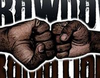 Throwdown Promotions Logo Design