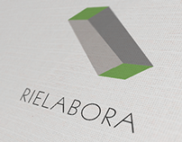 RIELABORA logotype
