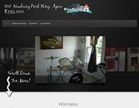 Real Estate Home Website