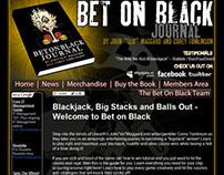 Bet On Black Journal eBook Website & Landing Page