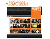 Middlecoast Management Website