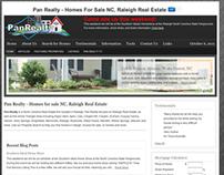 Pan Realty Website