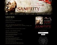 Sanctity Website
