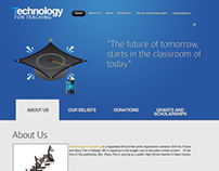Technology For Teaching Website