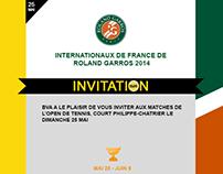 Roland Garros France