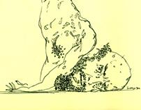 Notebook Drawings 3