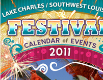 SWLA Festival Calendar of Events Cover 2011