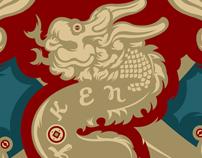 Token in  Asian Graphics Now!