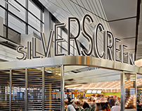 The Silverscreen Diner Schiphol Airport