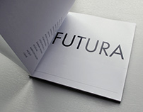FUTURA / publication about the typeface